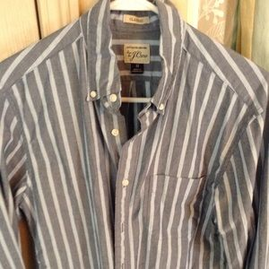 J.crew Striped Shirt